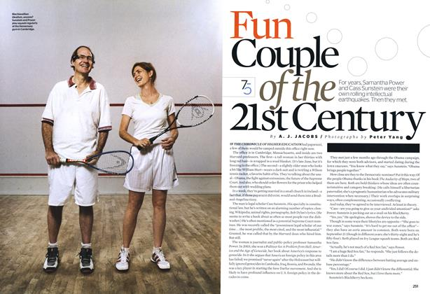 Article Preview: Fun Couple of the 21st Century, October 2008 | Esquire