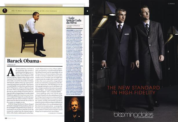 Article Preview: Barack Obama, October 2008 | Esquire