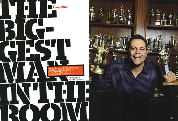 Article Preview: The Biggest Man in the Room, DECEMBER 2008 2008 | Esquire