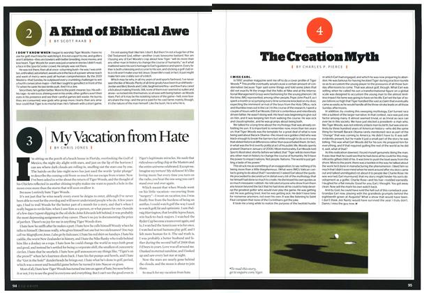 Article Preview: My Vacation From Hate, APRIL 2009 2009 | Esquire