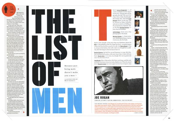 The List of Men