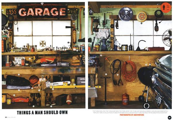Things a Man Should Own