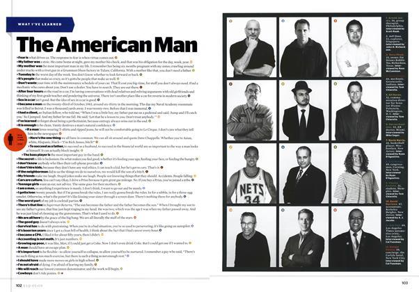 The American Man
