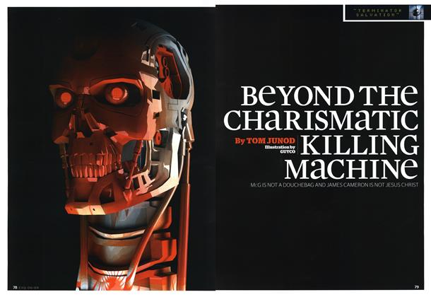Beyond the Charismatic Killing Machine