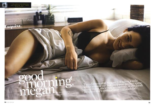 Good Morning, Megan