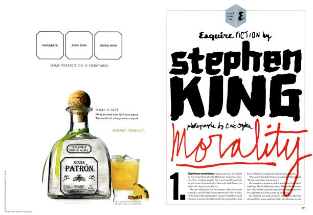 Article Preview: Morality, JULY 2009 2009 | Esquire