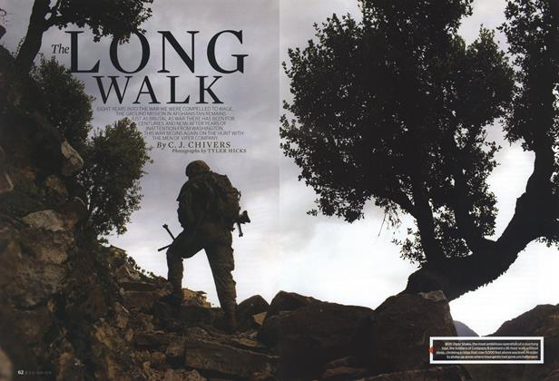Article Preview: The Long Walk, AUGUST 2009 2009 | Esquire