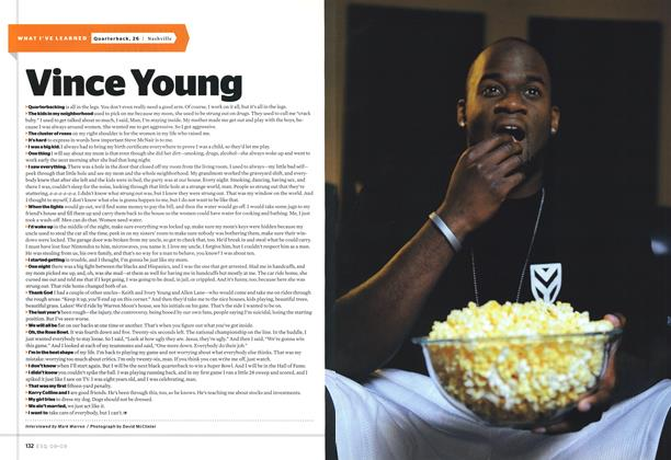 Article Preview: Vince Young, SEPTEMBER 2009 2009 | Esquire