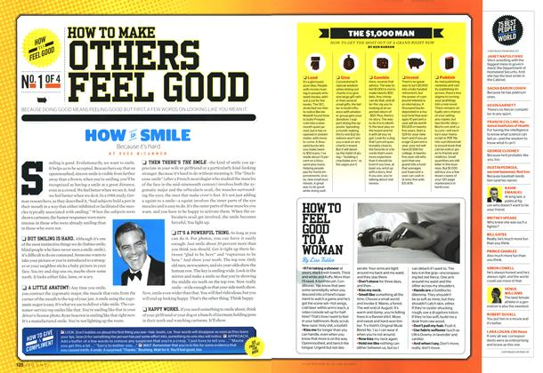 Article Preview: HOW TO FEEL GOOD TO A WOMAN, OCTOBER 2009 2009 | Esquire
