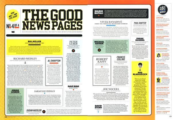 The Good News Pages