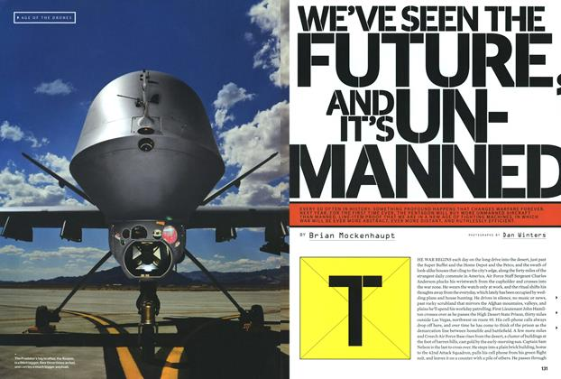We've Seen the Future, and It's Unmanned