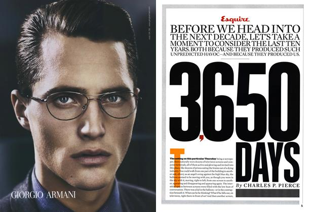 Article Preview: The First 3,650 Days, February 2010 | Esquire