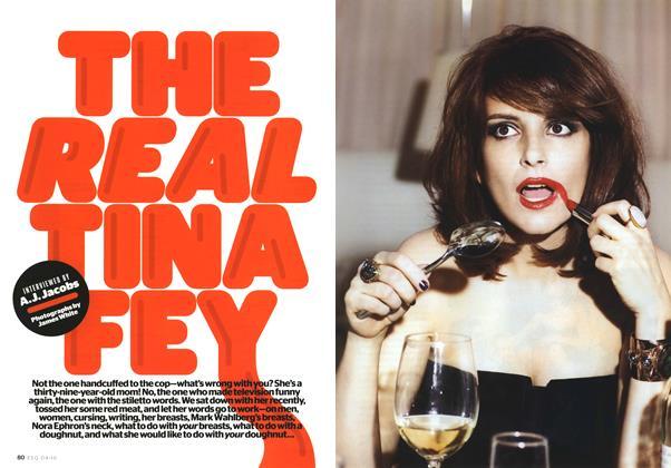 The Real Tina Fey