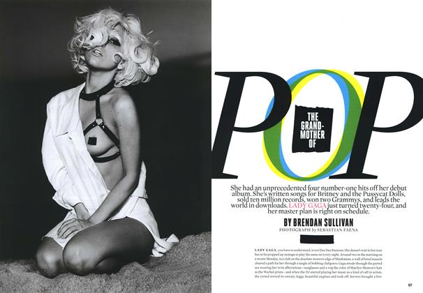 Article Preview: The Grandmother of Pop, May 2010 | Esquire