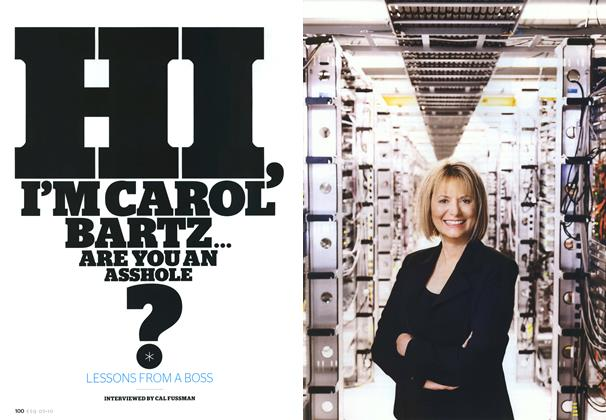 Article Preview: Hi, I'm Carol Bartz... Are You An Asshole?, May 2010 | Esquire