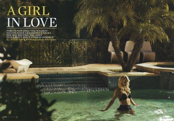 Article Preview: A Girl in Love, May 2010 | Esquire
