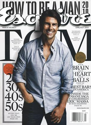 Cover for the JUNE/JULY 2010 issue