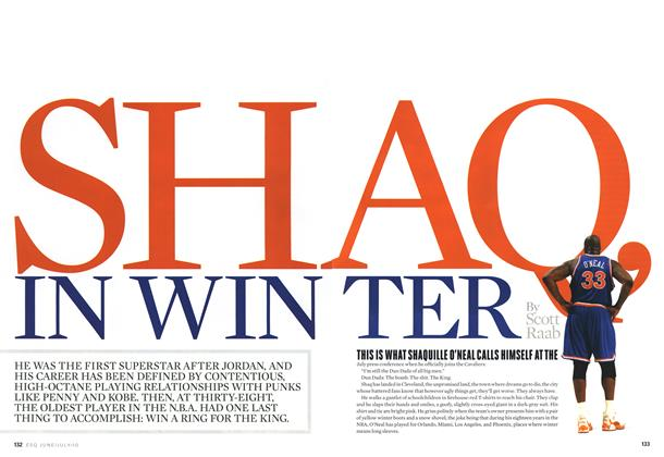 Article Preview: Shaq, in Winter, JUNE/JULY 2010 | Esquire
