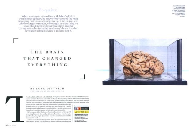 Article Preview: The Brain That Changed Everything, November 2010 | Esquire