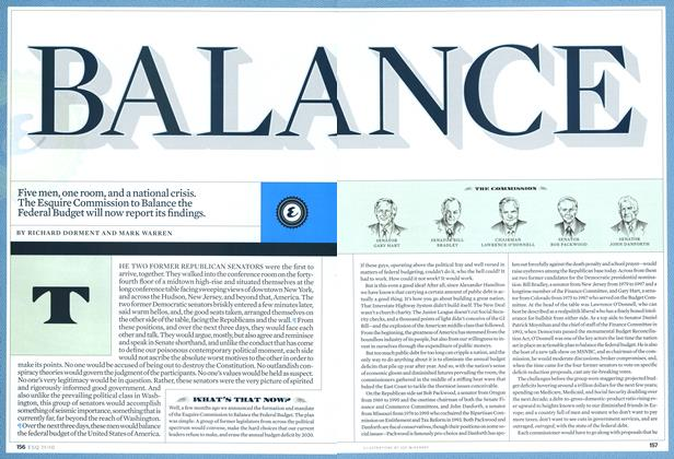 Article Preview: Balance, NOVEMBER 2010 2010 | Esquire
