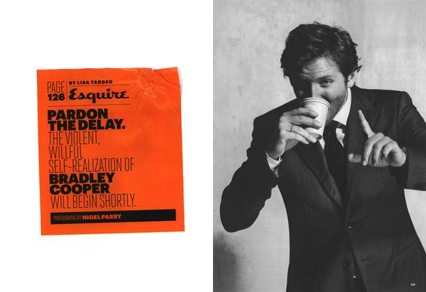 Article Preview: Dinner with Bradley, JUNE/JULY 2011 2011 | Esquire