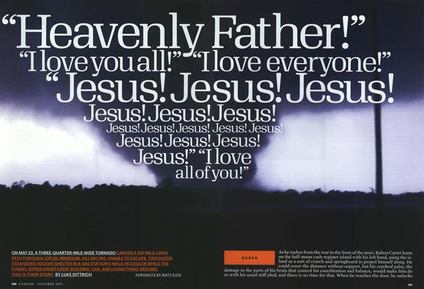 """Heavenly Father!"" ""I love you all!"" ""I love everyone!""..."
