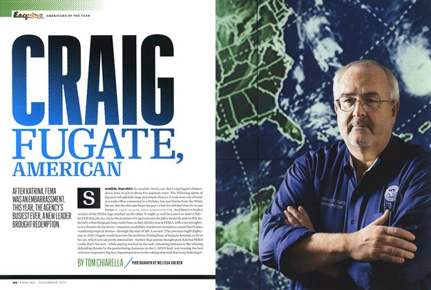Article Preview: Craig Fugate, American, DEEMBER 2011 2011 | Esquire