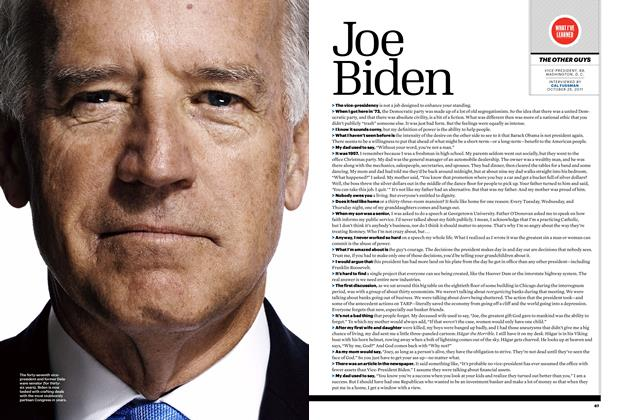 Article Preview: Joe Biden, JANUARY 2012 2012 | Esquire