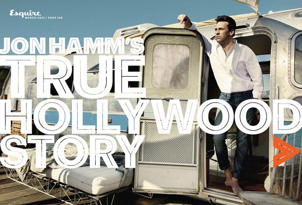 Jon Hamm's True Hollywood Story