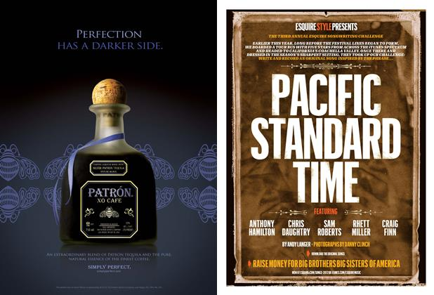 Article Preview: Pacific Standard Time, May 2012 | Esquire