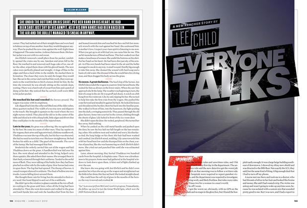 Article Preview: Everyone Talks, JUNE/JULY 2012 2012 | Esquire