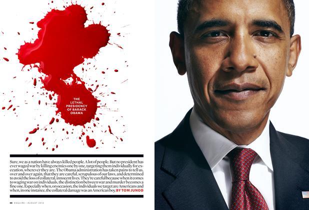 The Lethal Presidency of Barack Obama