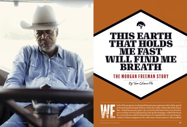 Article Preview: This Earth That Holds Me Fast Will Find Me Breath, August 2012 | Esquire
