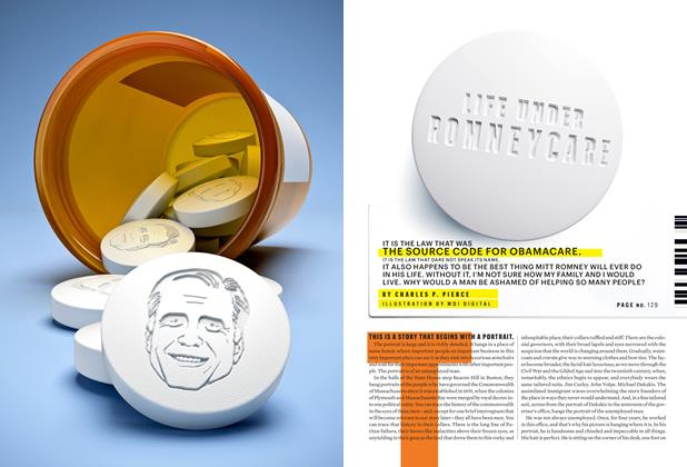 Article Preview: Life Under Romneycare, October 2012 | Esquire