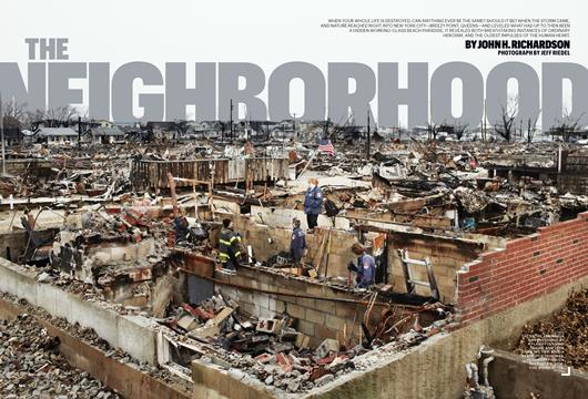 The Neighborhood, Page: 192 - MARCH 2013 | Esquire