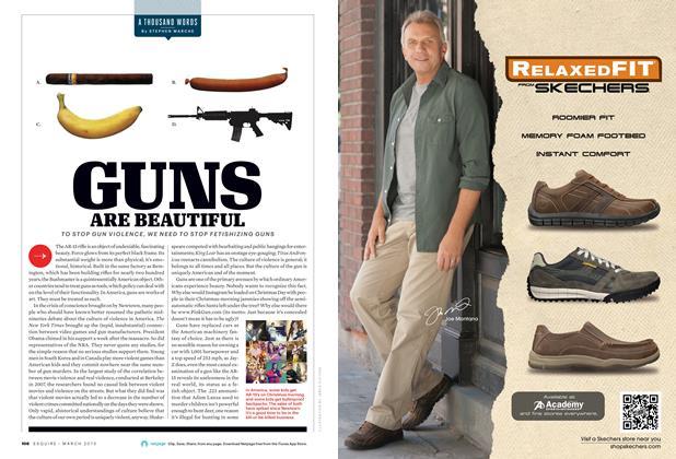 Guns Are Beautiful