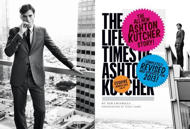 The Life and Times of Ashton Kutcher