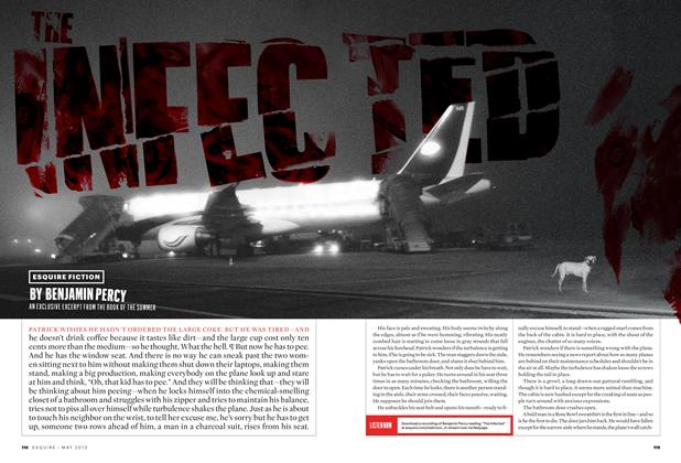 Article Preview: The Infected, MAY 2013 2013 | Esquire