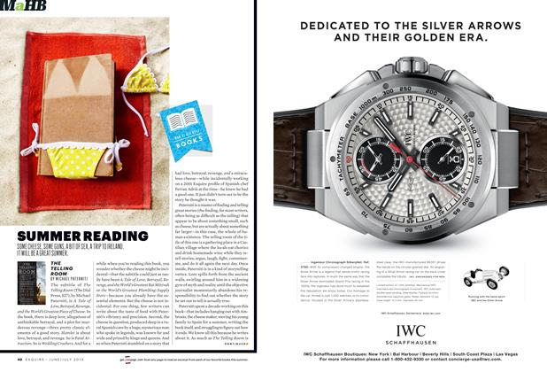 Article Preview: Summer Reading, June/July 2013 | Esquire