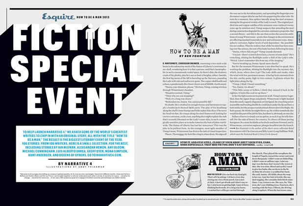 Article Preview: Fiction Special Event, June/July 2013 | Esquire
