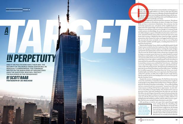 Article Preview: A Target in Perpetuity, September 2013 | Esquire