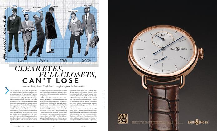 Article Preview: Clear Eyes, Full Closets, Can't Lose, FALL/WINTER 2013 2013 | Esquire