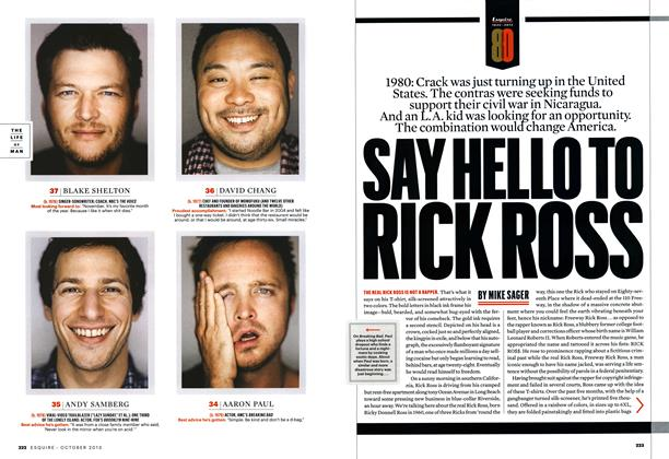 Article Preview: SAY HELLO TO RICK ROSS, OCTOBER 2013 2013 | Esquire