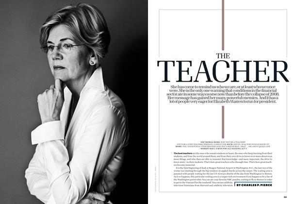 Article Preview: The Teacher, May 2014 | Esquire
