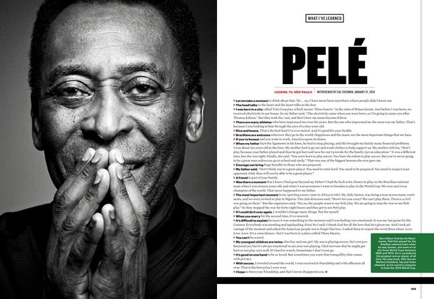 Article Preview: Pelé, May 2014 | Esquire