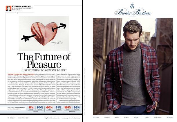 Article Preview: The Future of Pleasure, December 2014 | Esquire