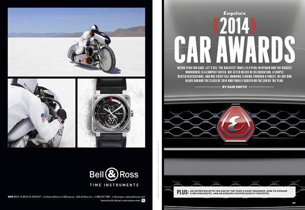 2014 Car Awards