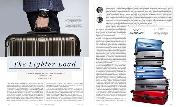 The Lighter Load