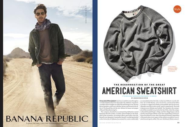 The Resurrection of the Great American Sweatshirt