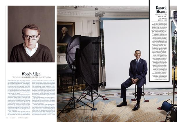 Article Preview: Barack Obama, October 2015 | Esquire